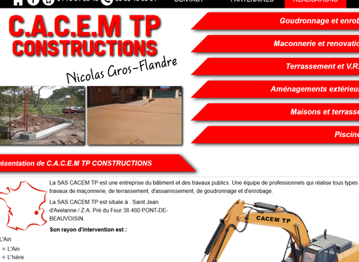 C.A.C.E.M TP Constructions