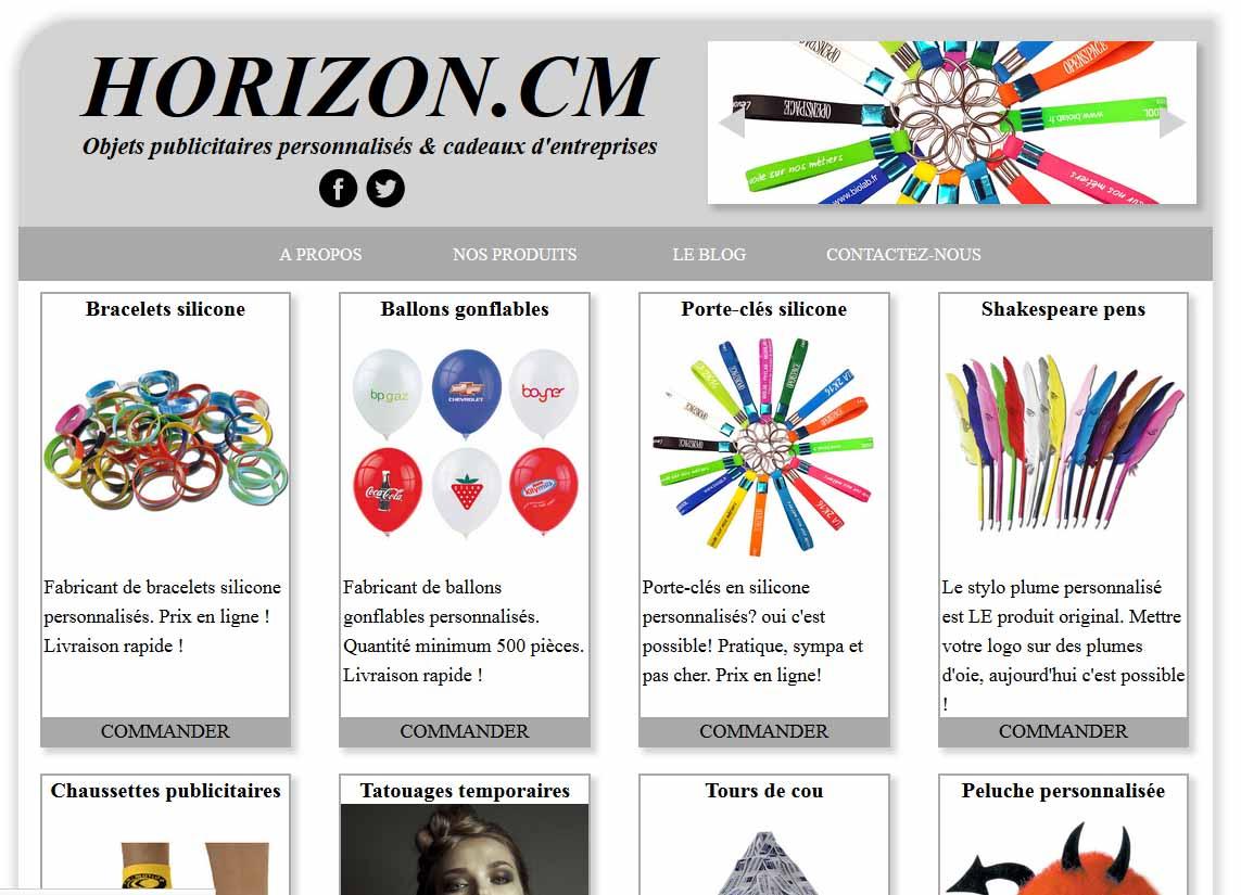 Horizon Cameroun