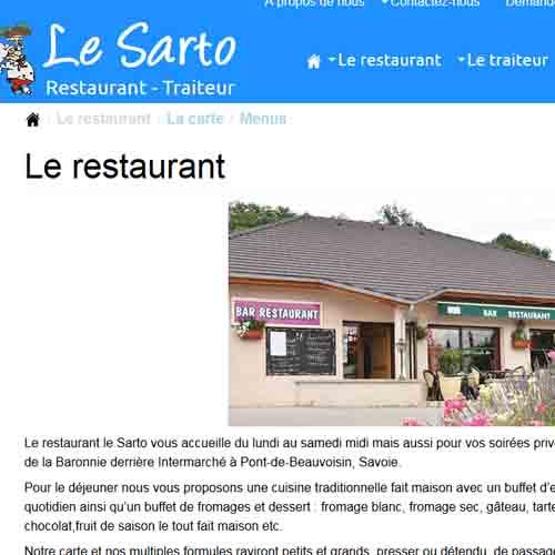sarto-page