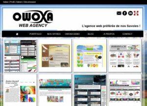 Nouveau design OWOXA 2016