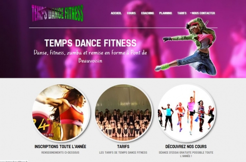 Temps dance fitness