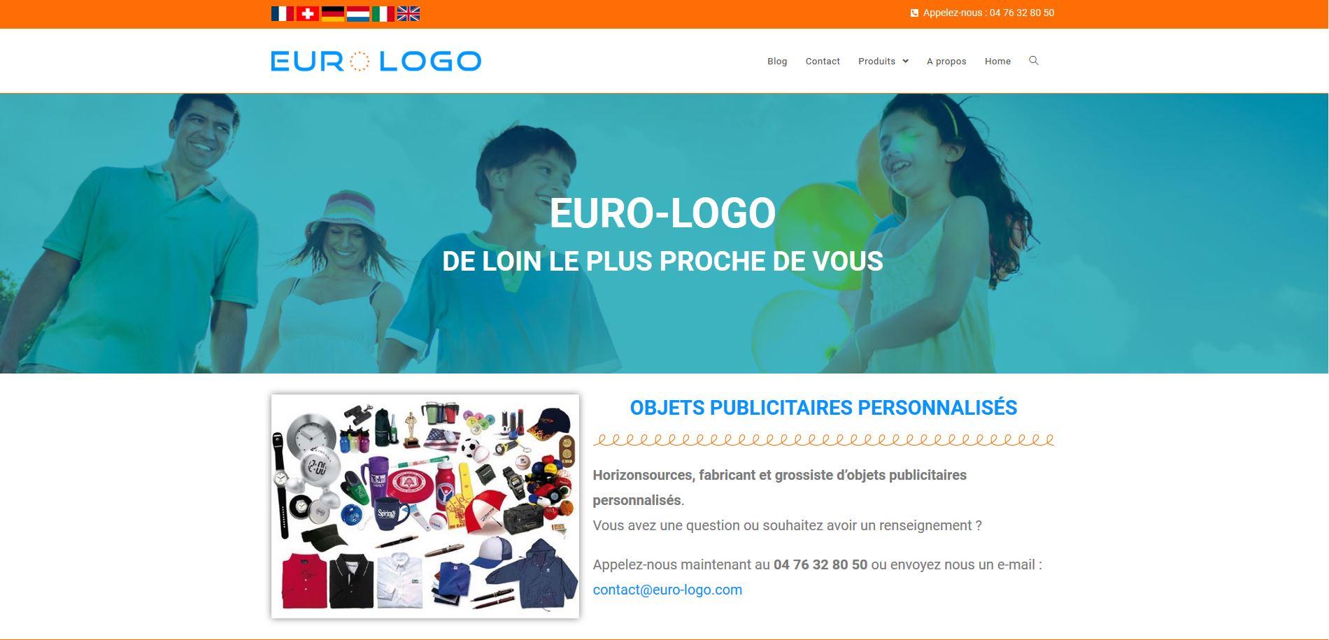 Mise à jour d'Euro-logo France