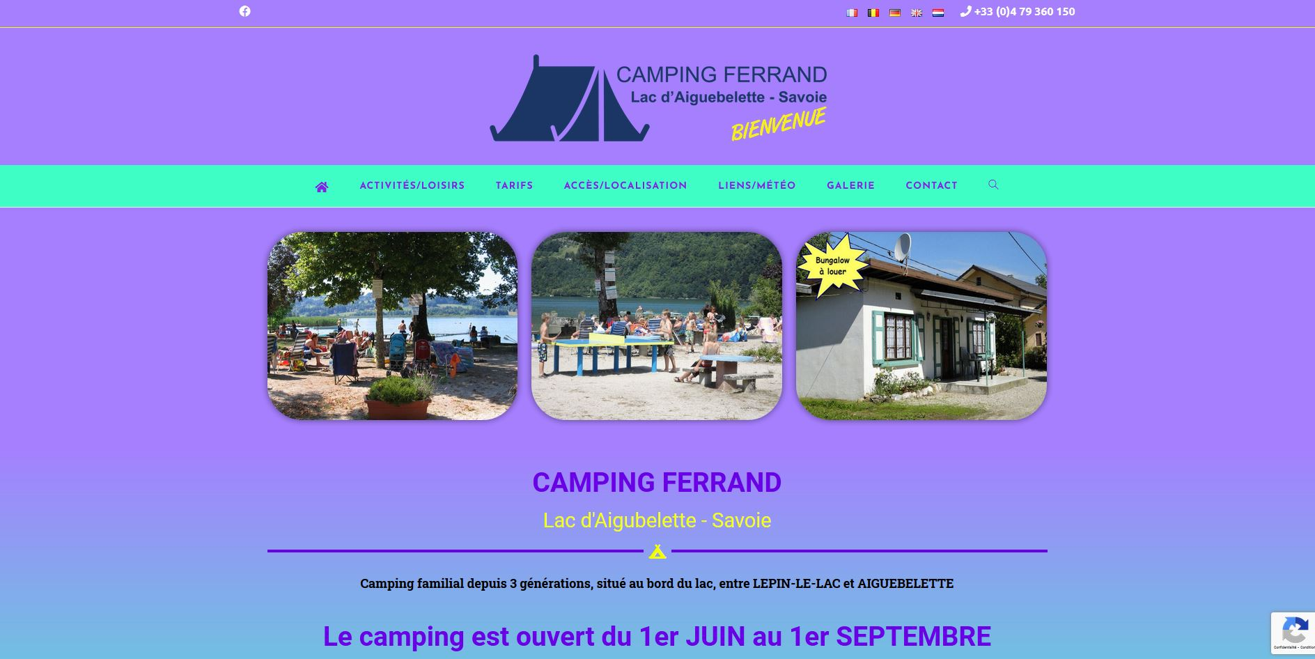 Read more about the article Camping Ferrand