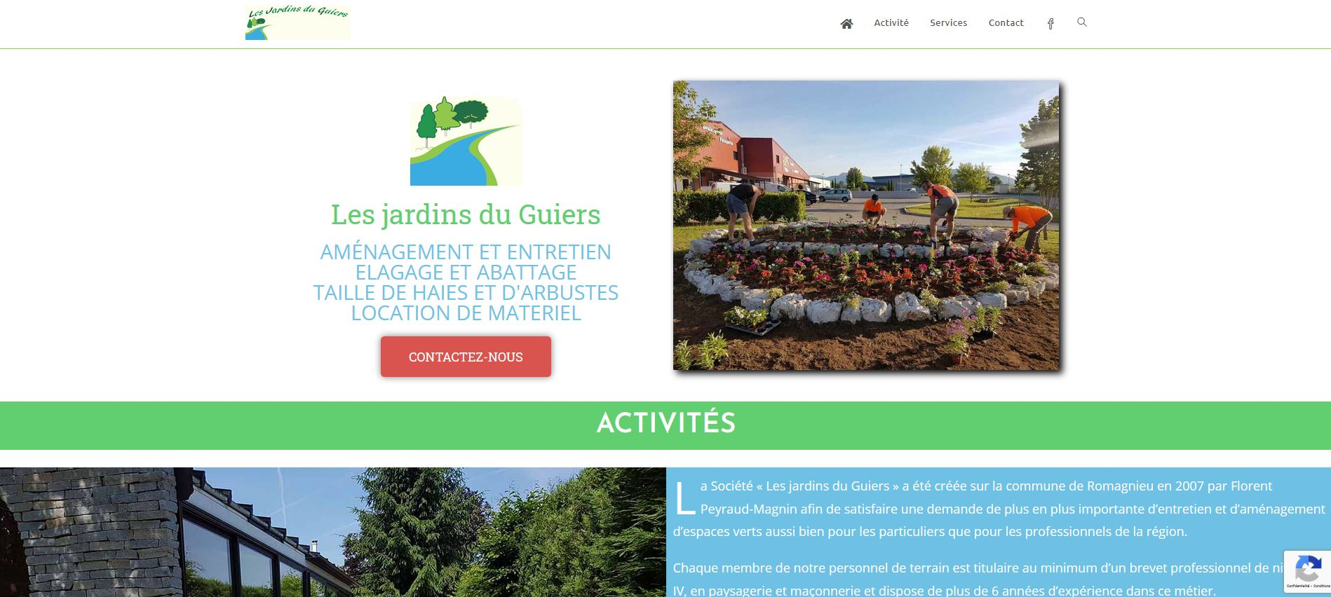 Read more about the article Les jardins du Guiers