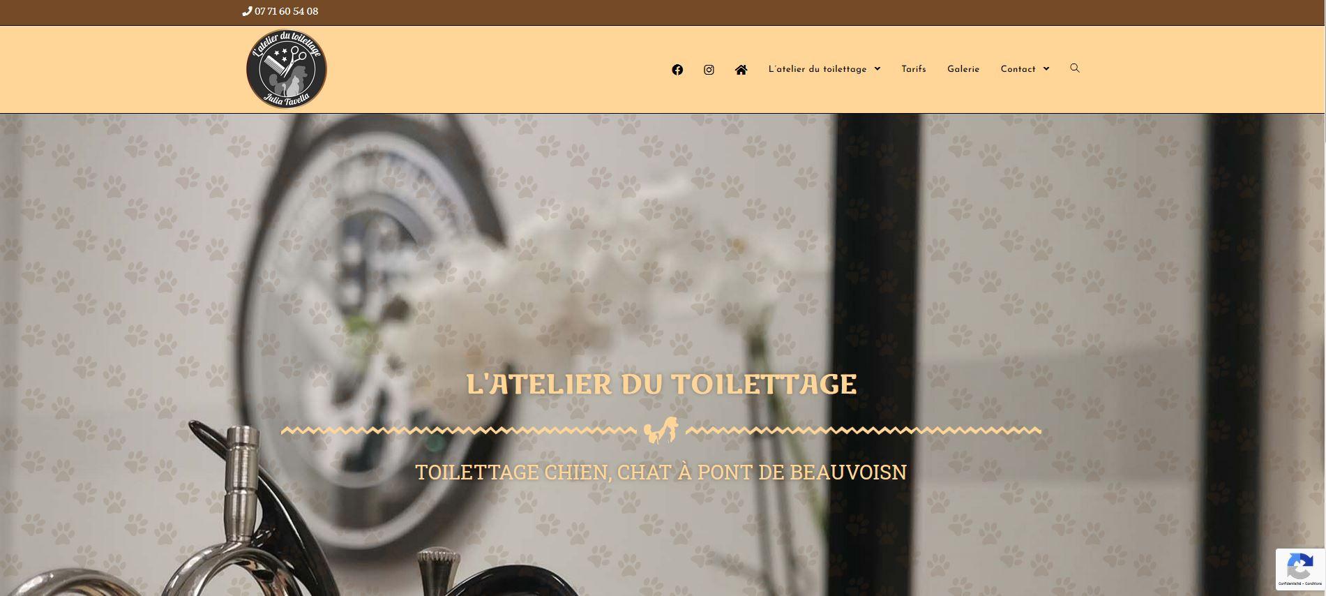 Read more about the article L'atelier du toilettage
