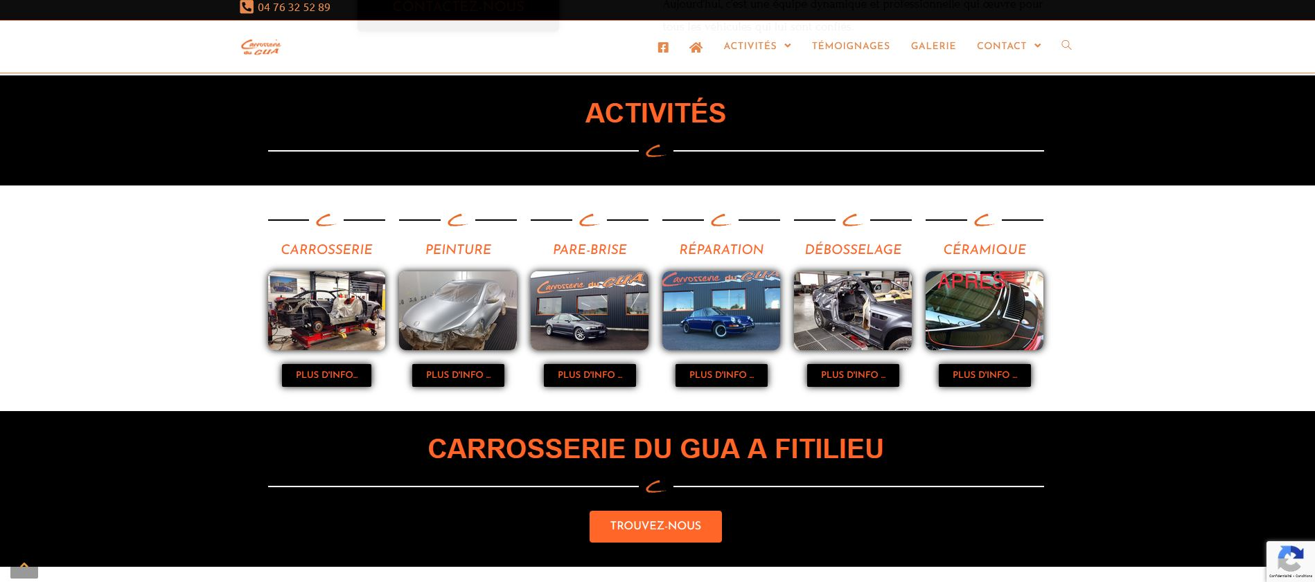 Read more about the article Carrosserie Du Gua